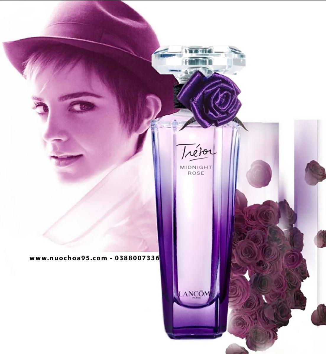 Nước hoa Tresor Midnight Rose - Ảnh 2
