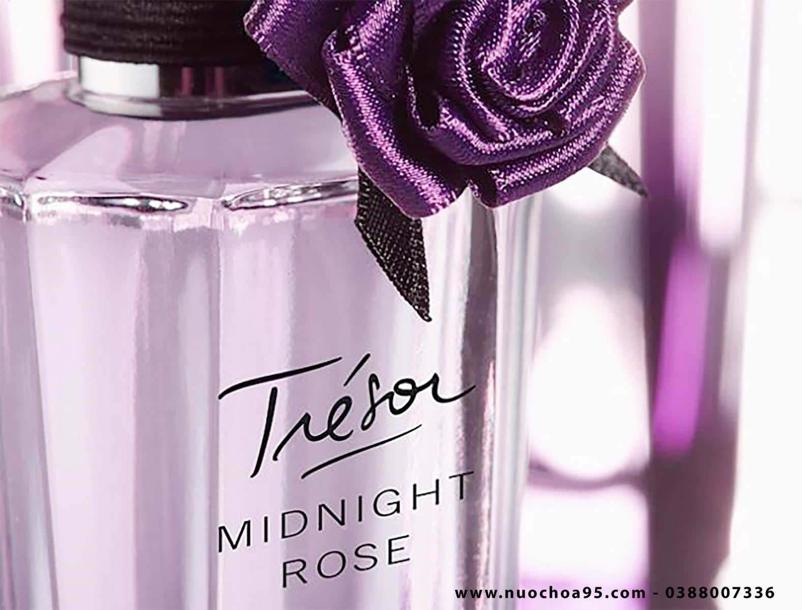 Nước hoa Tresor Midnight Rose - Ảnh 1