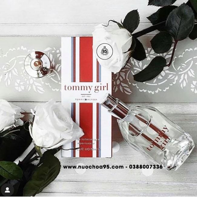 Nước hoa Tommy Girl - Ảnh 1